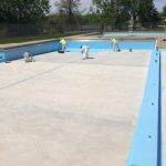 community pool resurfacing connecticut